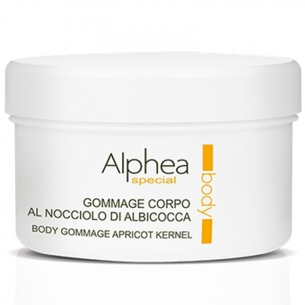 Alphea Esfoliante Sementes de Damasco 500ml