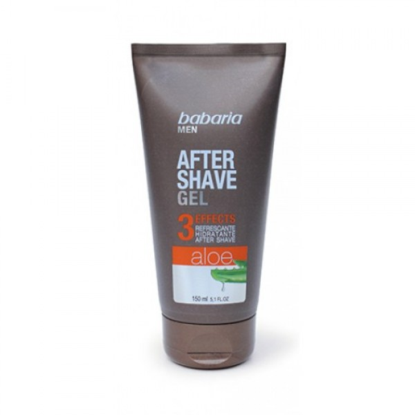 Babaria After Shave Gel 3 Efeitos 150ml