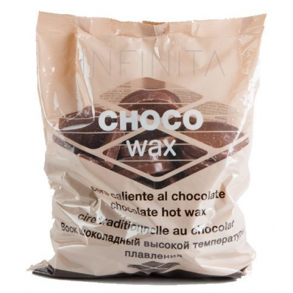 Discos Cera Quente Chocolate Beauty Image 1Kg