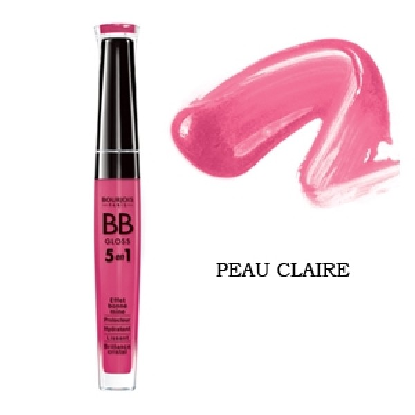 Bourjois BB Gloss 5 em 1 Claro 5,7mL
