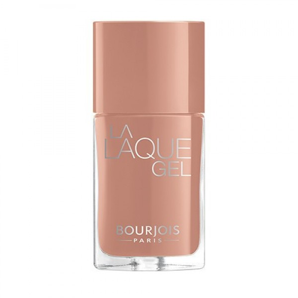 Bourjois La Laque Gel 17 Belle inco`nude 10mL