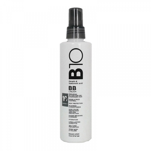 Broaer BB Cream B10 Máscara Capilar 200ml