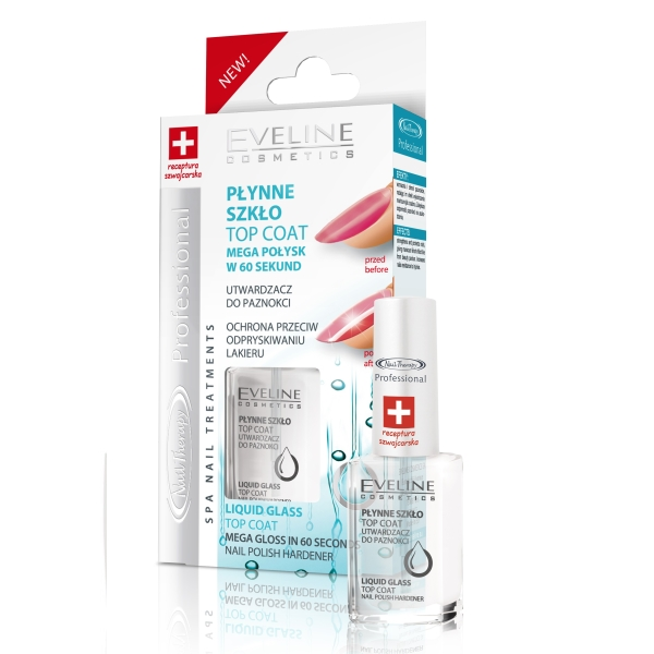 Top Coat Maxi Shine Eveline Cosmetics 12mL