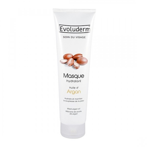 Máscara Hidratante Argan Evoluderm 150ml