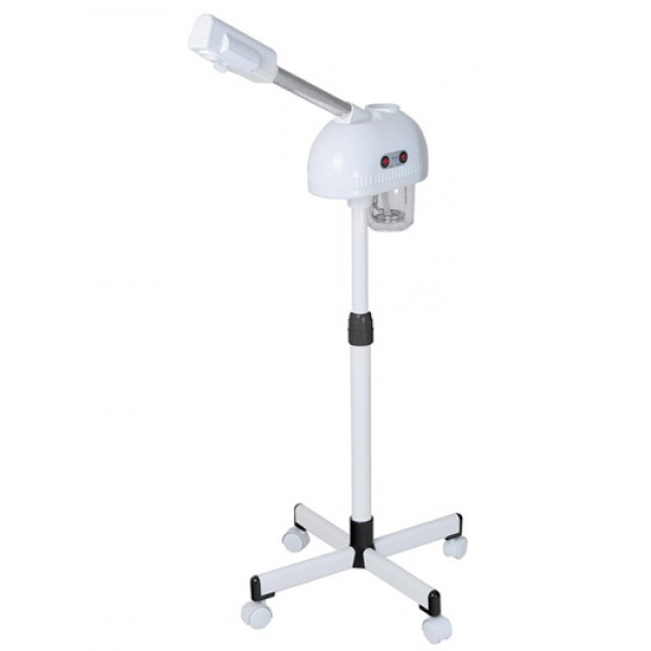 Vaporizador Facial Ozono c/ Vapor Quente 750W