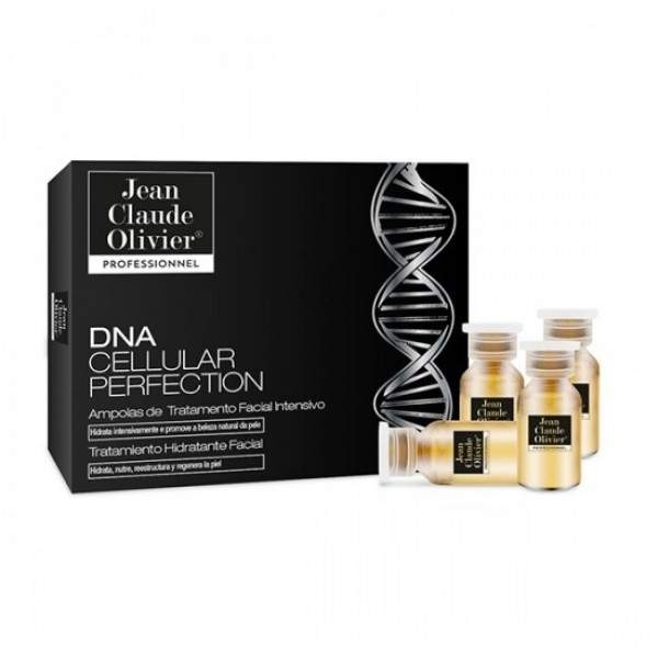 Ampolas DNA Cellular Perfection Jean Claude Olivier