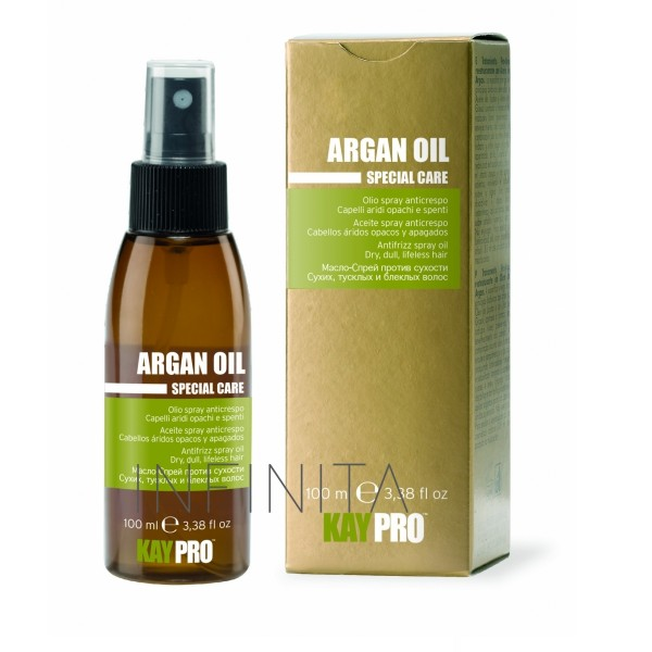 KayPro Óleo Spray Anti-Frizz Argan Hidratante 100ml