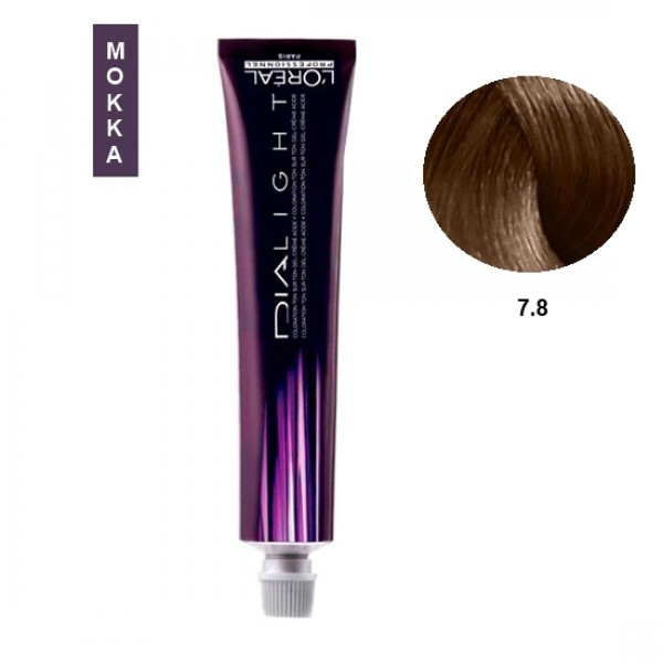 L'oréal Professionnel Coloração Dialight 7.8 50ml