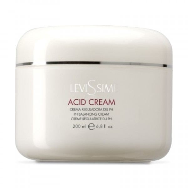 Creme Ácido Regulador pH LevisSime 200ml