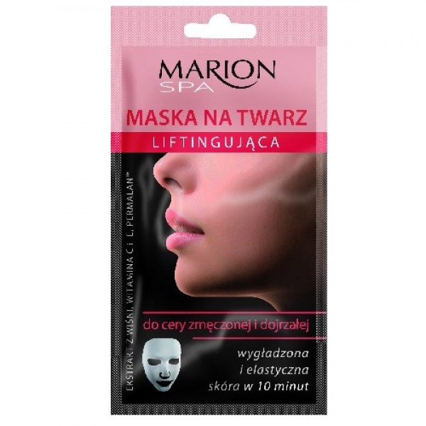 Máscara Facial Efeito Lifting Marion 15ml