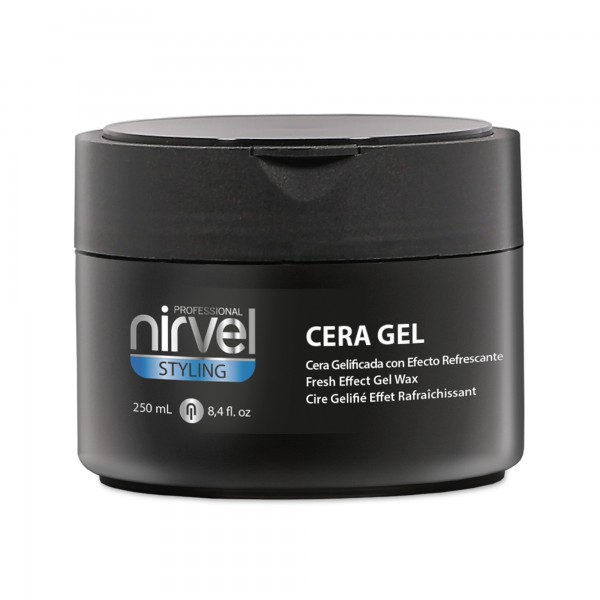 Cera Gel Fresh Nirvel 250ml