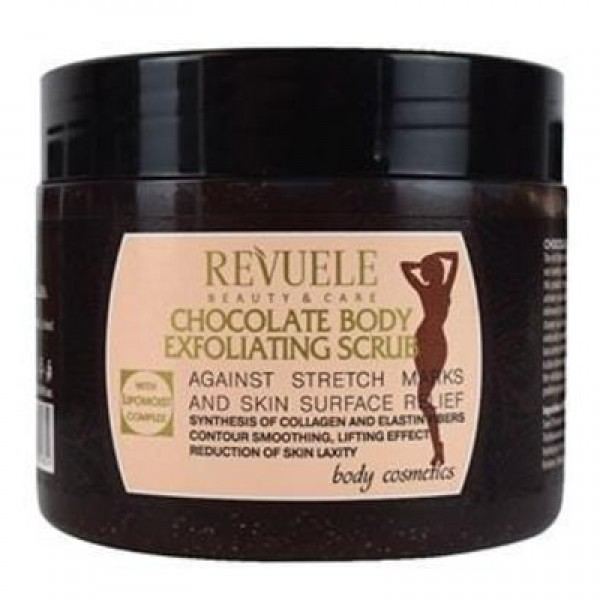 Esfoliante Corporal Chocolate Revuele 300ml