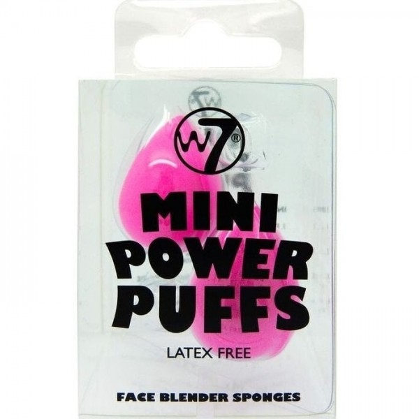 W7 Esponja Mini Power Puffs