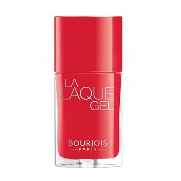 Bourjois La Laque Gel 05 Are You Reddy 10mL