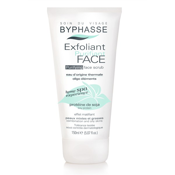 Esfoliante Facial Purificante Byphasse 150ml