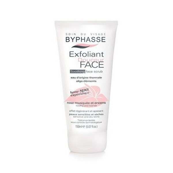 Esfoliante Facial Suave Byphasse 150ml