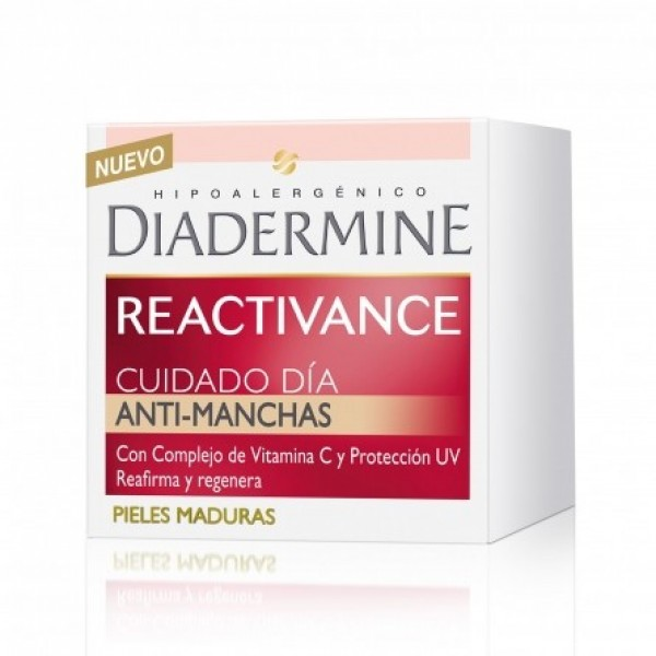 Diadermine Reactivance Anti-Manchas Creme de Dia 50ml
