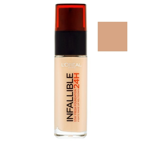 Base Infallible 24H 140 Golden Beige L'Oréal