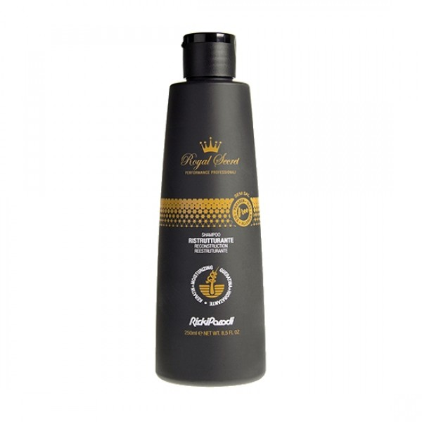 Shampoo Reconstrução Royal Secret 250ml